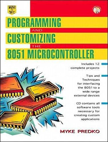 9780071341950: Programming & Customizing the 8051 Microcontroller