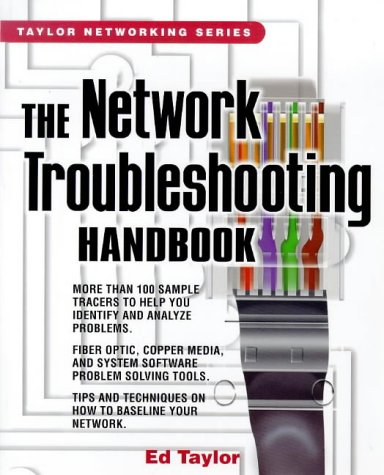 9780071342285: The Network Troubleshooting Handbook
