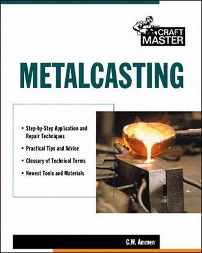 Metalcasting (007134246X) by C. Ammen
