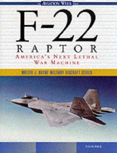 9780071342711: F-22 Raptor: America's Next Lethal War Machine