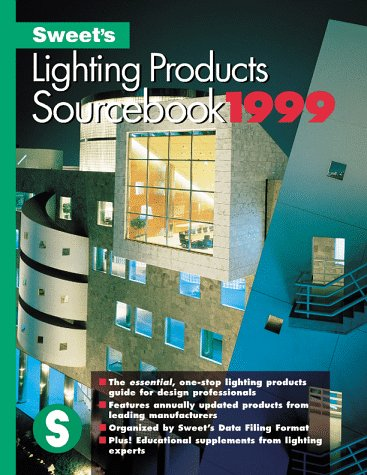 9780071342759: Lighting Products Sourcebook 1999 (Sweet's Group)