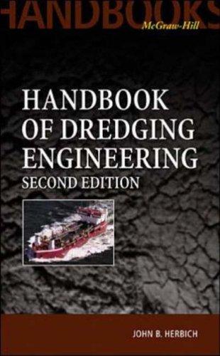9780071343060: Handbook of Dredging Engineering, 2nd Edition