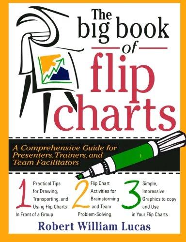 9780071343114: The Big Book of Flip Charts: A Comprehensive Guide for Presenters, Trainers and Facilitators (Big Book Series)