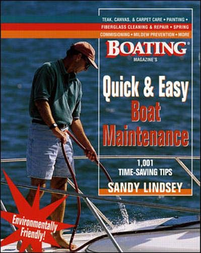 9780071343251: Quick and Easy Boat Maintenance: 1,001 Time-Saving Tips