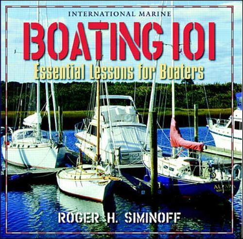 9780071343299: Boating 101: Essential Lessons for Boaters