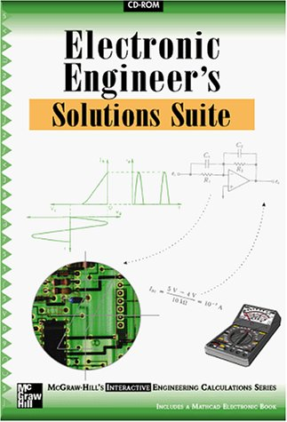 9780071343893: Electronic Engineer's Solutions Suite