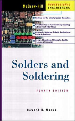 9780071344173: Solders and Soldering