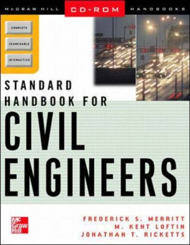 9780071344197: Standard Handbook for Civil Engineers on CD-ROM: Single User Version (Core Handbook CD-ROM's)