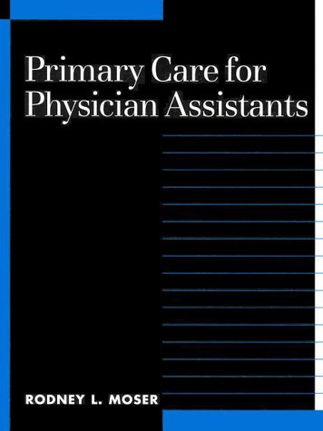 9780071344722: Primary Care Physician's Assistant, Set 3