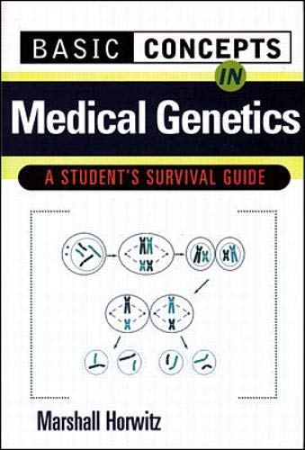 9780071345002: Basic Concepts In Medical Genetics