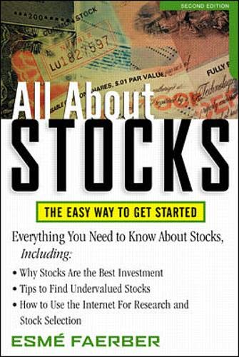 9780071345088: All About Stocks: The Easy Way to Get Started