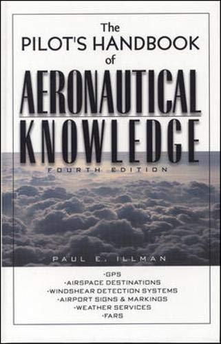 9780071345194: The Pilot's Handbook of Aeronautical Knowledge