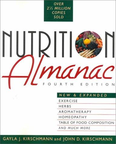 9780071345484: Nutrition Almanac