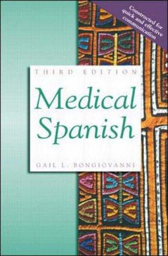 9780071345507: Medical Spanish