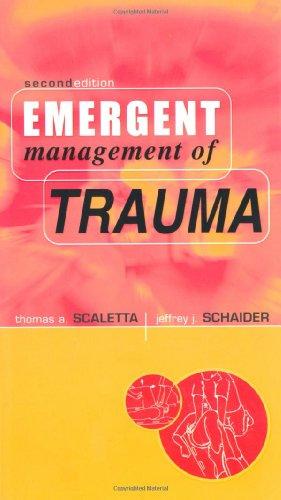 9780071345682: Emergent Management of Trauma