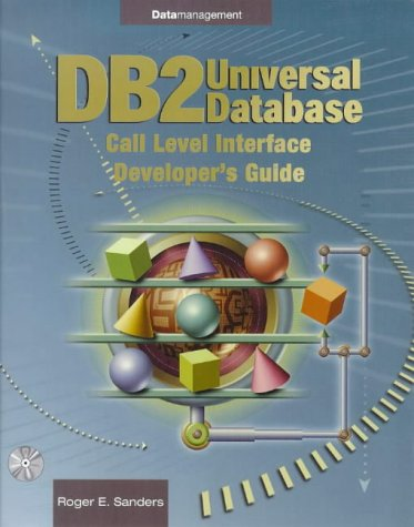 9780071345729: DB2 Universal Database Call-Level Interface (Cli) Developer's Guide: Call Level Interface Cli Developer's Guide (Data Management Series)