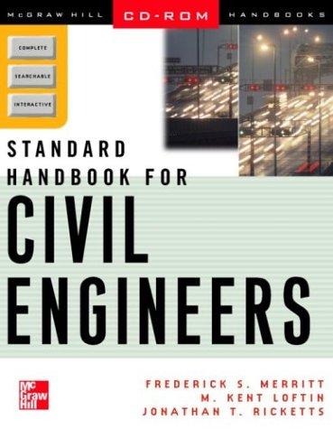 9780071346139: Standard Handbook for Civil Engineers on CD-ROM