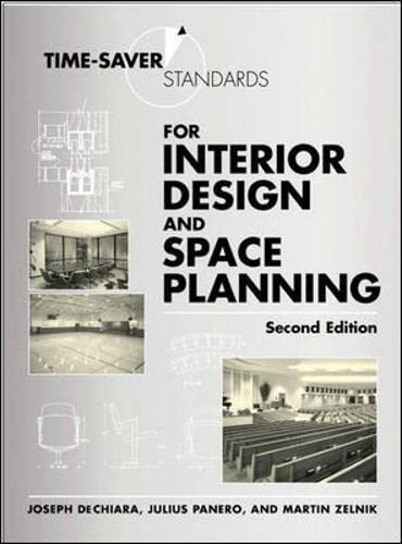 9780071346160: Time-Saver Standards for Interior Design and Space Planning