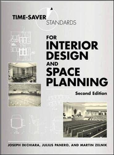 9780071346160: Time-Saver Standards for Interior Design and Space Planning, 2nd Edition
