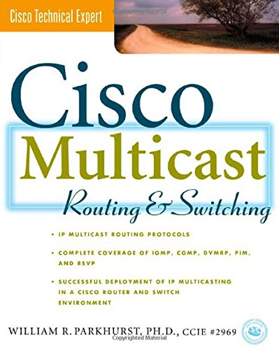 9780071346474: Cisco Multicast Routing & Switching