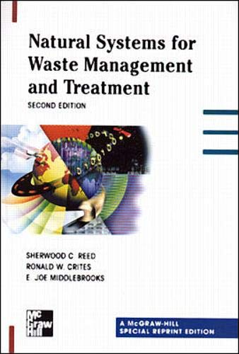 9780071346627: Natural Systems for Waste Management and Treatment