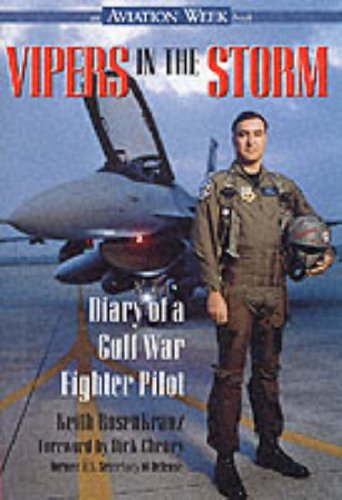 9780071346702: Vipers in the Storm: Diary of a Gulf War Fighter Pilot (Aviation Week Book)
