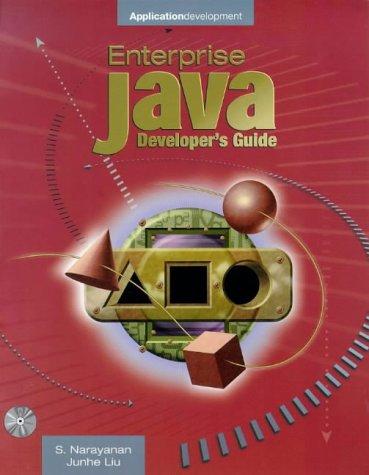9780071346733: Enterprise Java Developer's Guide with CDROM (McGraw Hill Enterprise Computing)