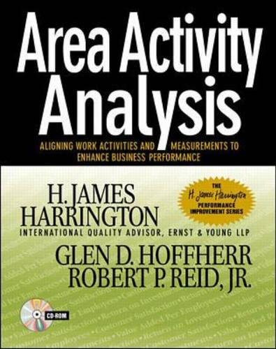9780071347037: Area Activity Analysis