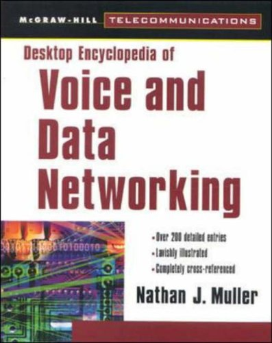 9780071347112: Desktop Encyclopedia of Voice and Data Networking (McGraw-Hill Series on Telecommunications)