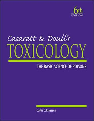 9780071347211: Casarett & Doull's Toxicology: The Basic Science of Poisons