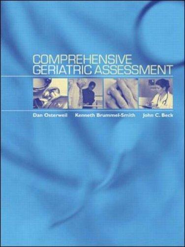 9780071347259: Geriatric Assessment