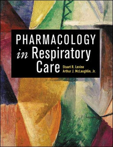 9780071347273: Pharmacology in Respiratory Care