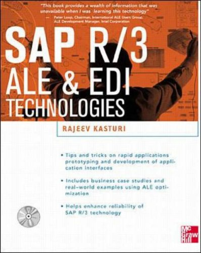 9780071347303: SAP R/3 ALE and EDI Technologies (Sap Technical Expert Series)