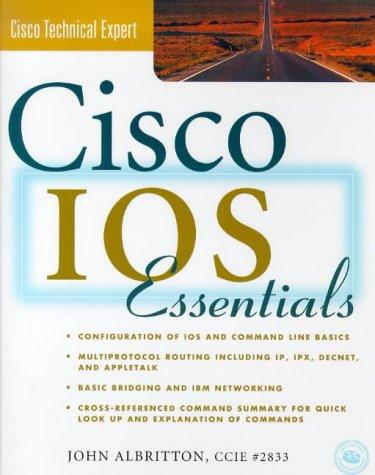 9780071347433: Cisco IOS Essentials