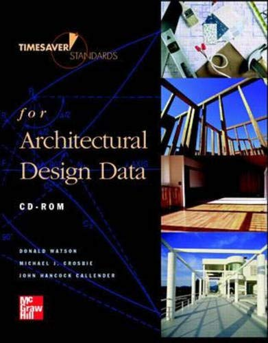9780071347594: Time-Saver Standards for Architectural Design Data, CD-ROM
