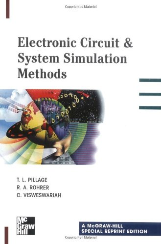 9780071347709: Electronic Circuit & System Simulation Methods (SRE)