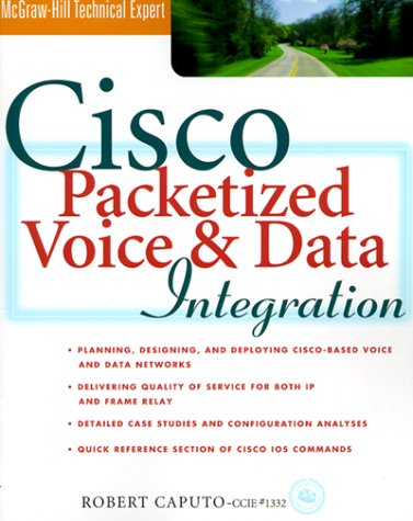 9780071347778: Cisco Packetized Voice & Data Integration