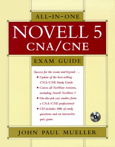 9780071347785: All-In-One Novell 5 Cna/Cne Exam Guide (All-in-one Certification)