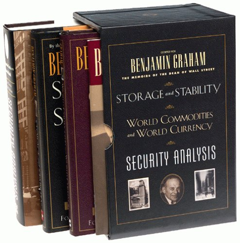 9780071348102: The Benjamin Graham Classic Collection