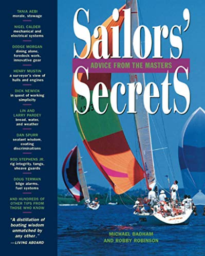 9780071348690: Sailors' Secrets: Advice from the Masters