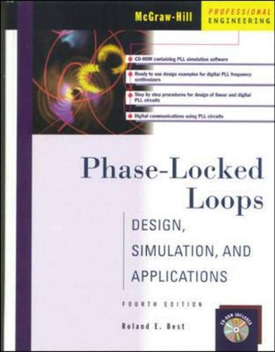 9780071349031: Phase-Locked Loops: Design, Simulation, and Applications