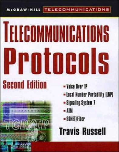 9780071349154: Telecommunications Protocols