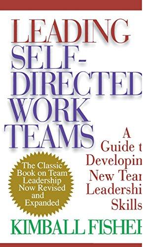 9780071349246: Leading Self-Directed Work Teams