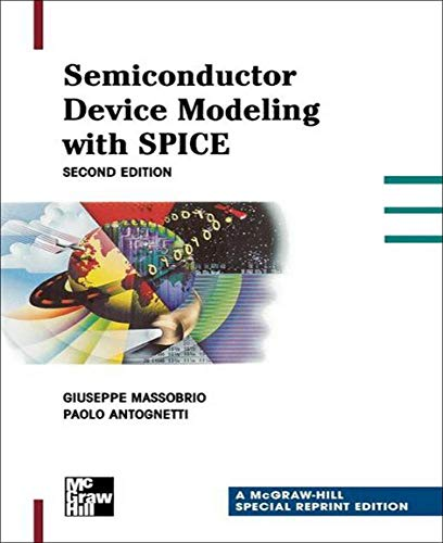 9780071349550: Semiconductor Device Modeling with Spice (Electronics)