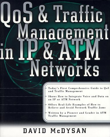 9780071349598: QoS and Traffic Management in IP and ATM Networks