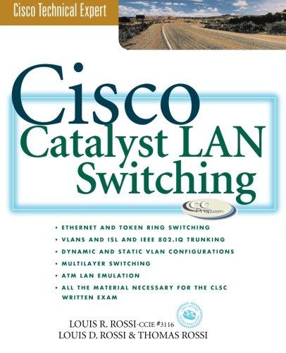9780071349826: Cisco Catalyst LAN Switching