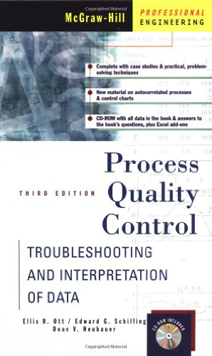 9780071350105: Process Quality Control: Troubleshooting and Interpretation of Data (Professional Engineering)