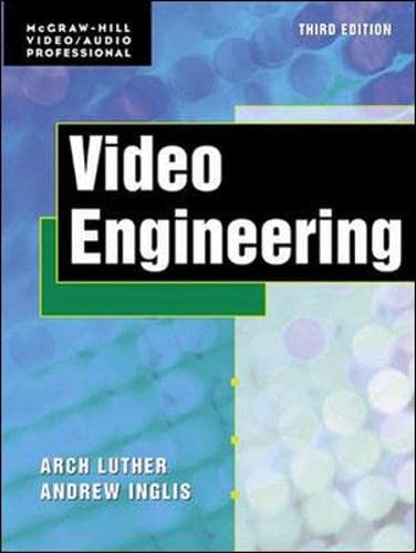 9780071350174: Video Engineering (McGraw-Hill Video/Audio Engineering (Hardcover))