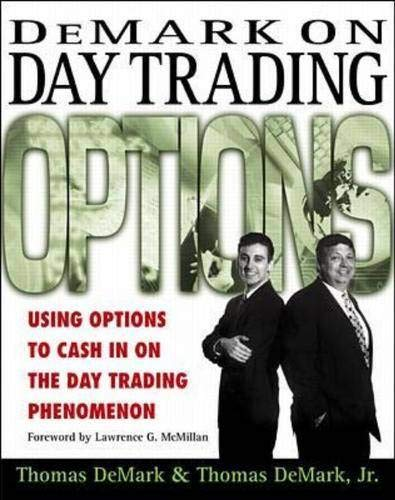 9780071350594: DeMark On Day Trading Options: Using Options to Cash in on the Day Trading Phenomenon