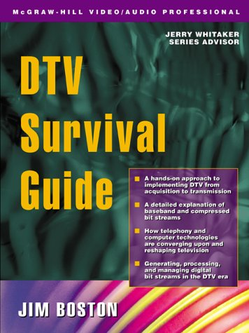 9780071350617: DTV Survival Guide (McGraw-Hill Video/Audio Professional)